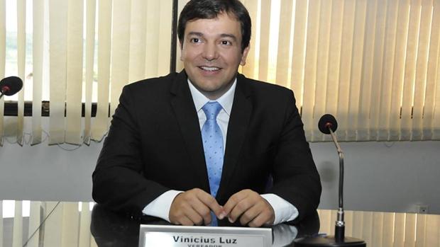 Vinícius Luz tem condições de ser o candidato, mas é segunda opção   Foto: Arquivo pessoal