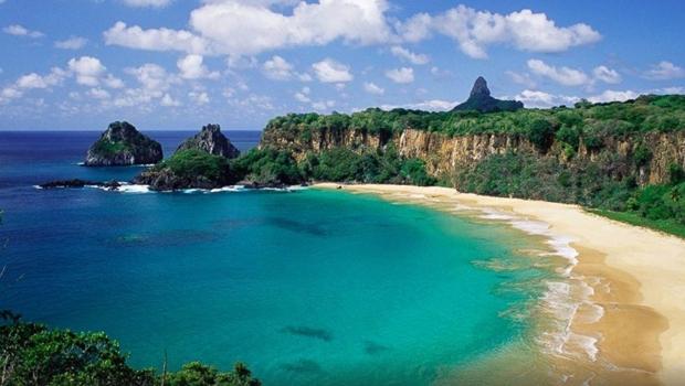 A melhor praia do mundo fica no Brasil