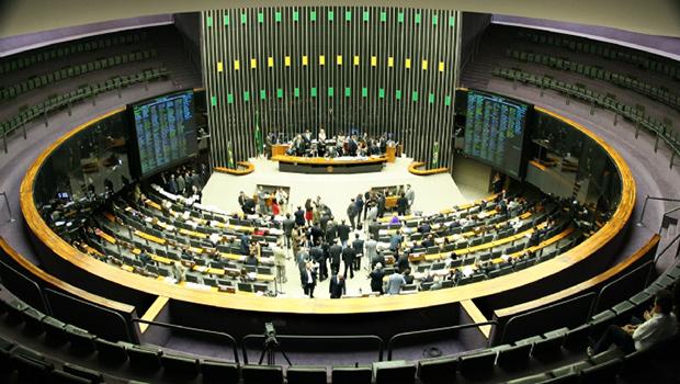 Deputados federais são empossados para a 55ª legislatura
