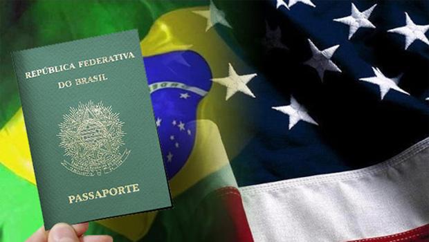 PF desarticula quadrilha que usava documento falso para conseguir visto para os EUA