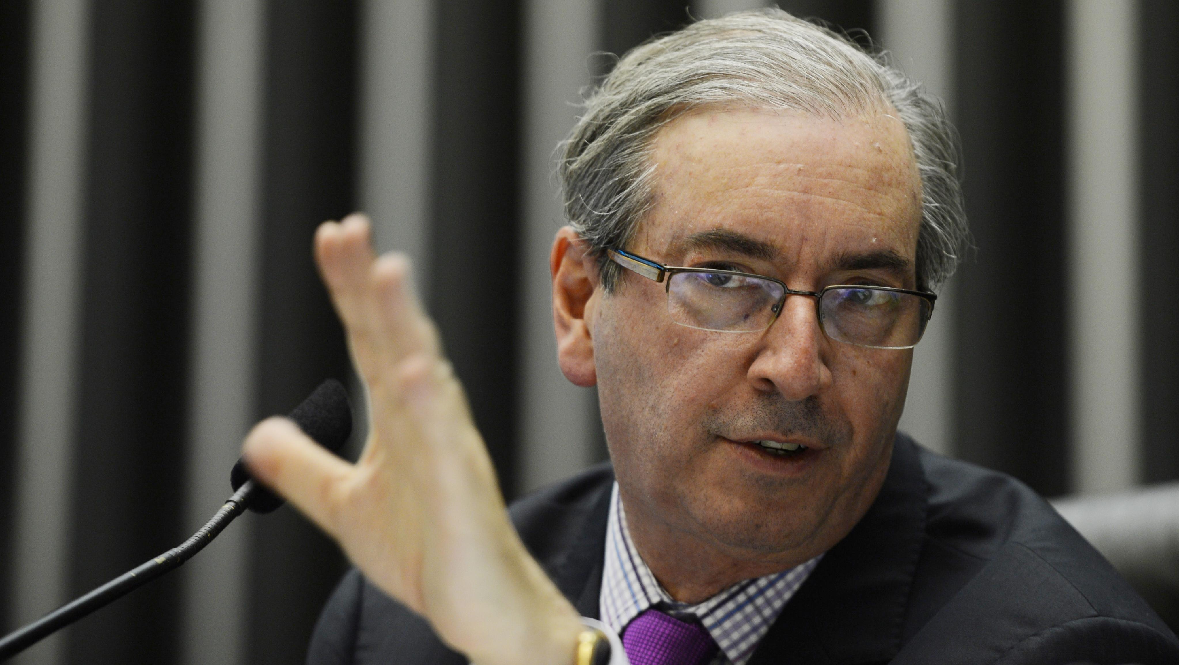 Procuradoria defende continuidade de inquéritos contra Eduardo Cunha