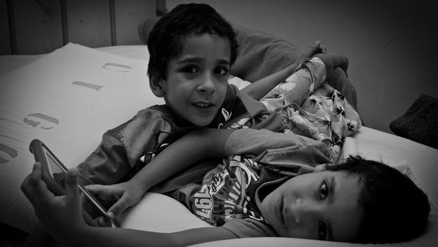 Após cirurgia de separação, estado de Heitor Brandão é grave