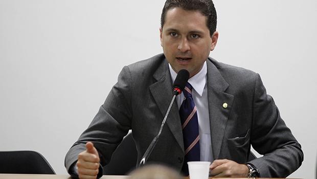 Leandro Vilela terá a missão de perpetuar projeto político atual   Foto: Agência Câmara