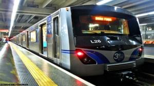 Transporte de massa, como metrô, deverá ser uma necessidade / Fernando Leite/Jornal Opção / Diego Silva