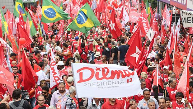 """Para PT, """"panelaço"""" foi intriga da oposição"""