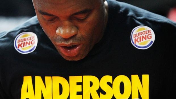 Anderson Silva é pego no exame antidoping