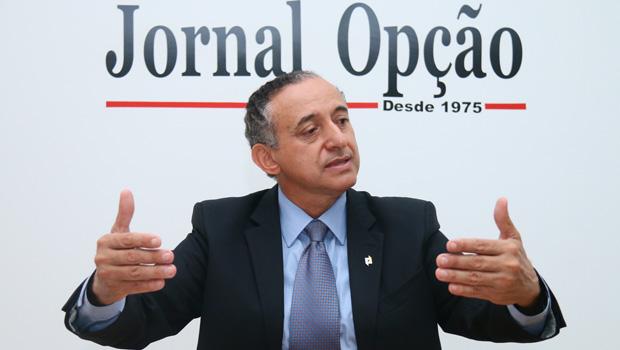 Anselmo Pereira diz que projeto inaugura um novo relacionamento entre prefeito e vereadores
