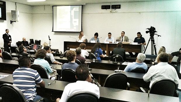 Audiência não contou com a presença do representante do Estado e do MPGO | Fotos: Marcello Dantas/Jornal Opção Online