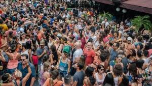 Foto ilustrativa - Carnaval no Centro de São Paulo no último sábado, 14 de fevereiro / Foto: Leon Rodrigues/SECOM