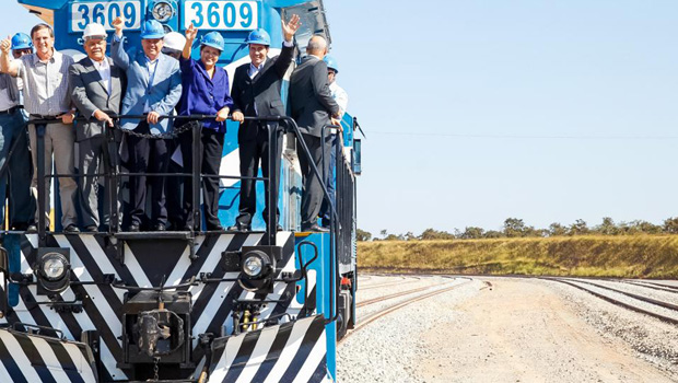 Autorizada operação da ferrovia Norte-Sul entre Gurupi e Anápolis