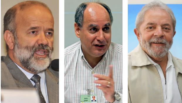 Justiça Federal foi bem sucedida ao relacionar os tesoureiros João Vaccari e Renato Duque, ambos chegados a Lula