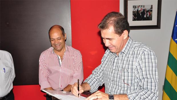 Luiz Lacerda é nomeado novo secretário de Assuntos Parlamentares | Foto: Prefeitura de Anápolis