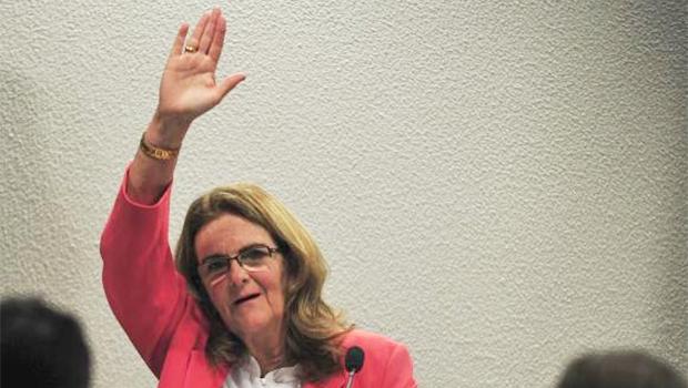 Renúncia de Graça Foster fez ações da empresa voltarem a subir no mercado | Foto: Antonio Cruz/Agência Brasil