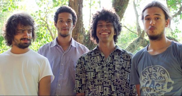 Os goianos da Boogarins são uma das principais atrações do 9º Grito Rock Goiânia | Foto: Reprodução/Facebook