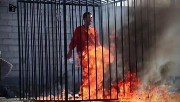 Não dá para esconder imagens de jornalistas sendo decapitados pelo terrorismo do Estado Islâmico