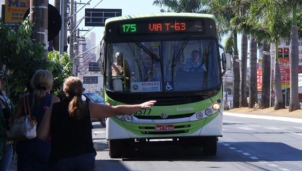 Com a liminar derrubada por desembargadora do TJ-GO, passagem voltará a R$ 3,70 | Foto: Fernando Leite