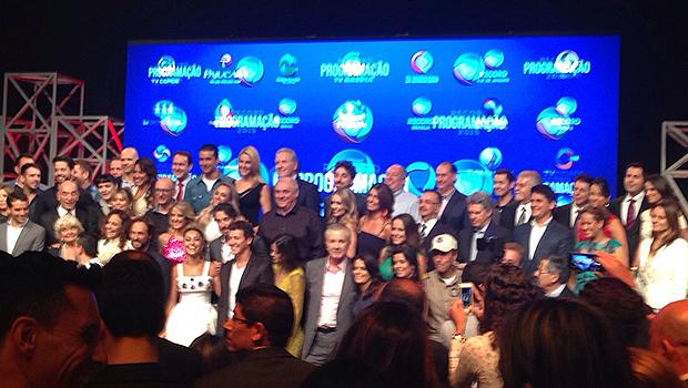 Record apresenta programação para 2015 em grande evento na sede da empresa