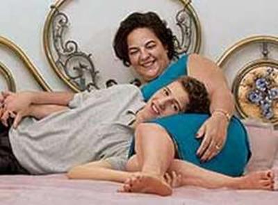 Vilma e Pedrinho: mãe e filho sequestrado | Foto: Revista Istoé