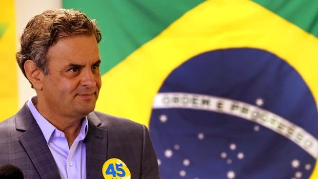 De acordo com a CNT/MDA, Aécio derrotaria Dilma caso as eleições fossem hoje | Foto: Foto: Marcos Fernandes/ Coligação Muda Brasil