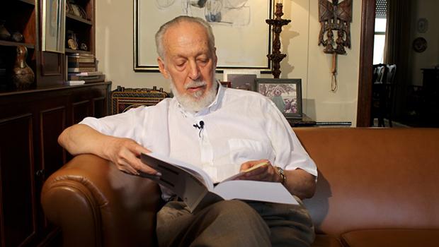 A busca pela infância do ex-presidente da Academia Brasileira de Letras