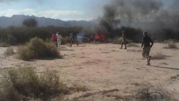 Acidente aéreo na Argentina deixa dez mortos. Medalhistas franceses estão entre as vítimas