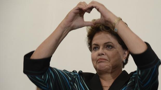 CNT/MDA: hoje, presidente Dilma perderia eleição para o senador Aécio Neves | Foto: Valter Campanato / ABr