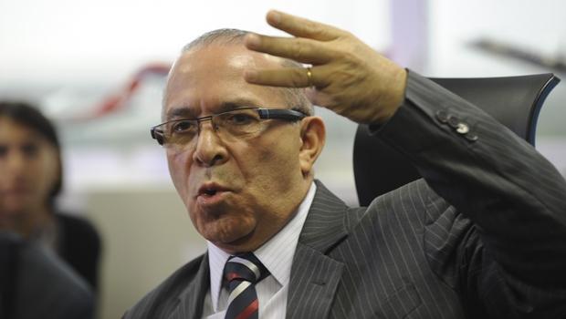 Ministro da Secretaria de Aviação Civil, Eliseu Padilha, anuncia desmembramento da Infraero | Foto: Elza Fiúza/Agência Brasil