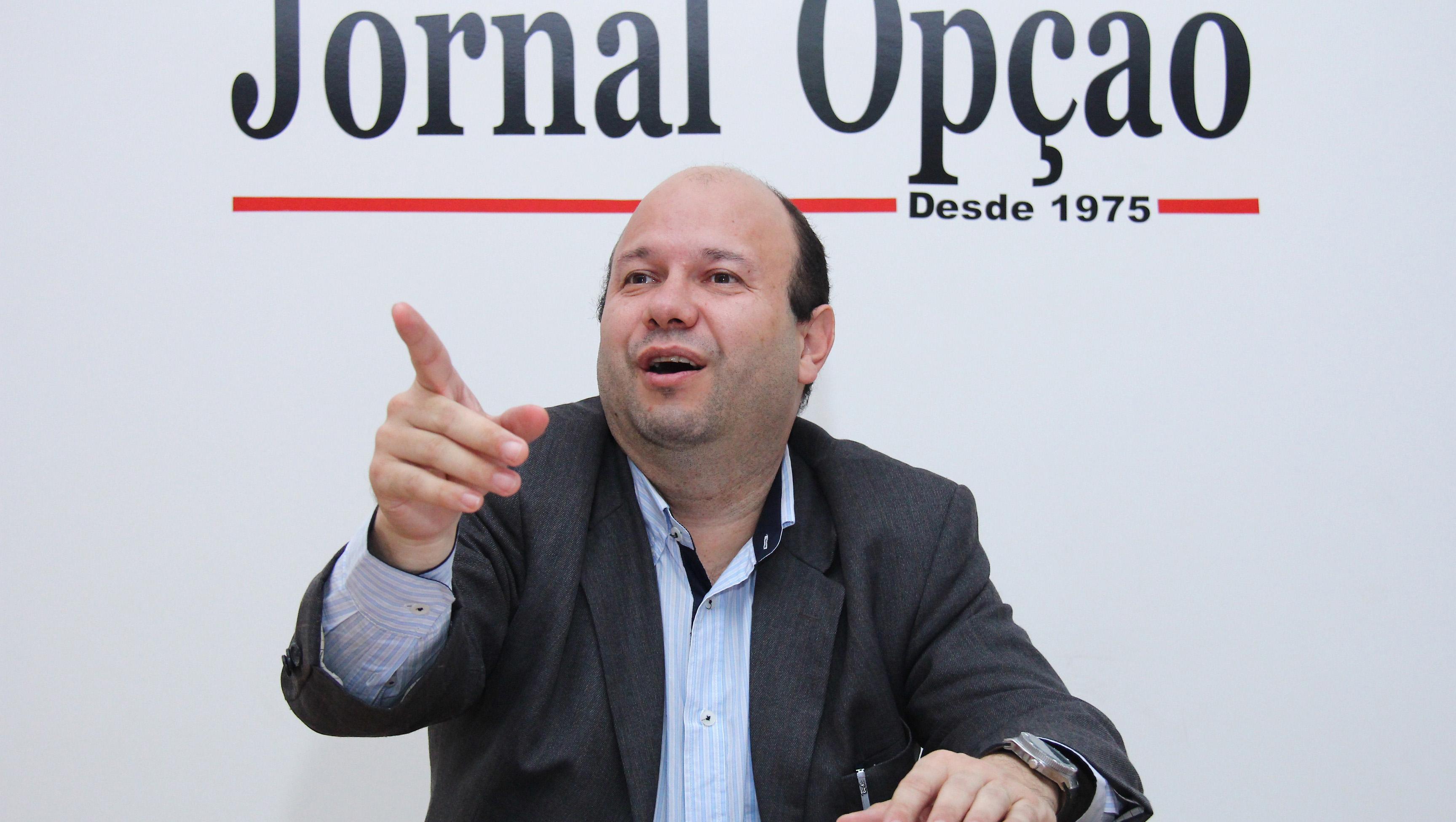 Olavo Noleto vai ser secretário no Rio de Janeiro e diz que Gustavo Mendanha vai ser governador