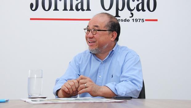 """""""É preciso planejar Goiânia para o futuro e não só quatro anos"""", defende Guilherme Takeda"""