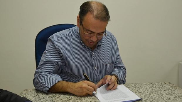 Eduardo Machado na Metrobus | Foto: reprodução / Facebook