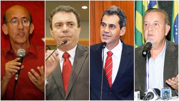 """Petistas goianos defendem manifestações pacíficas, mas criticam """"golpismo"""""""