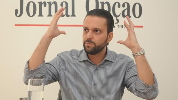 Baldy quer ser presidente do PSDB para se contrapor ao projeto de José Eliton para o governo de Goiás