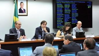 Reunião de trabalho da Comissão Especial  da reforma política | Foto: Antônio Augusto/ Câmara dos Deputados