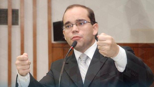 De olho em 2016, Fábio Sousa pode disputar com Rafael Lousa a presidência do PSDB