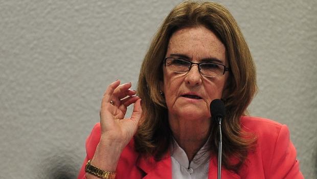 Graça Foster depõe na CPI da Petrobrás nesta quinta-feira (25)