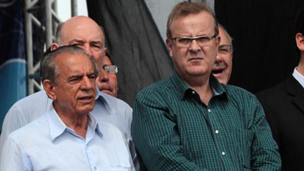 Iris Rezende é pai do desgaste político do prefeito Paulo Garcia