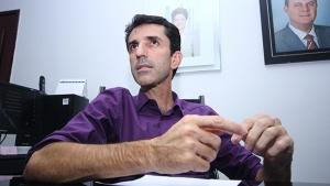 """Presidente da Comurg, Ormando Pires: """"Reconhemos limitações"""" / Fernando Leite/Jornal Opção"""