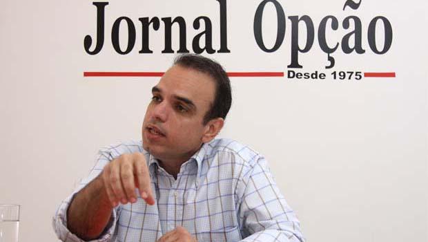MPGO recomenda exoneração do ex-presidente da Comurg Luciano de Castro