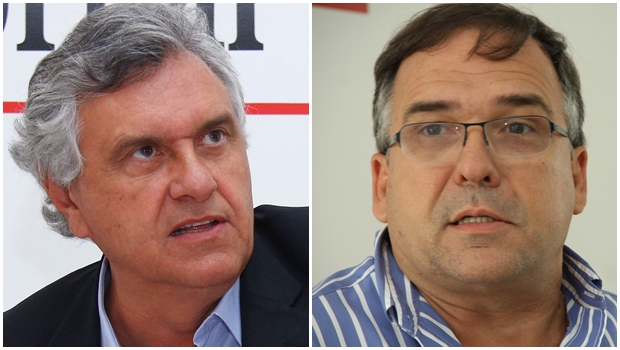 """Sandro Mabel diz que """"dobradinha"""" PMDB-DEM será mantida em 2016 e 2018"""