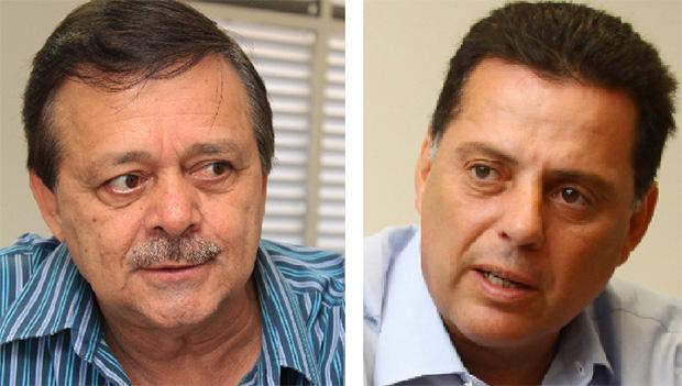Deputado Jovair Arantes: esquecendo que seu PTB cresceu por estar na base comandada por Marconi Perillo