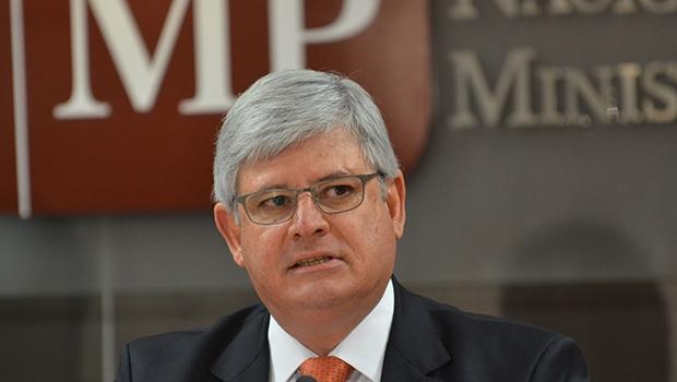 Procurador-geral Rodrigo Janot: recondução ao cargo está em risco | Foto: Elza Fiuza/ Agência Brasil