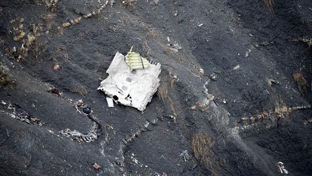 Destroços do avião da Germanwings: queda não foi um acidente | Foto: Foto: F.Balsamo / Ministère de l'Intérieur / SIRPA Gendarmerie