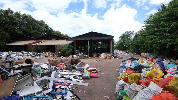 Goiânia abriga 15 cooperativas de reciclagem, porém necessitam de investimentos em infraestrutura / Fernando Leite/Jornal Opção