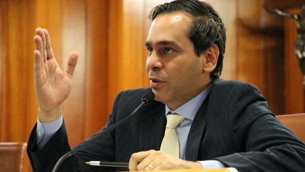 Irismo veta Wellington Peixoto para presidente da Câmara Municipal de Goiânia
