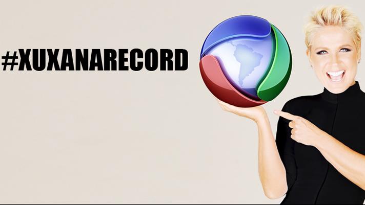 Xuxa é apresentada como nova atração da TV Record