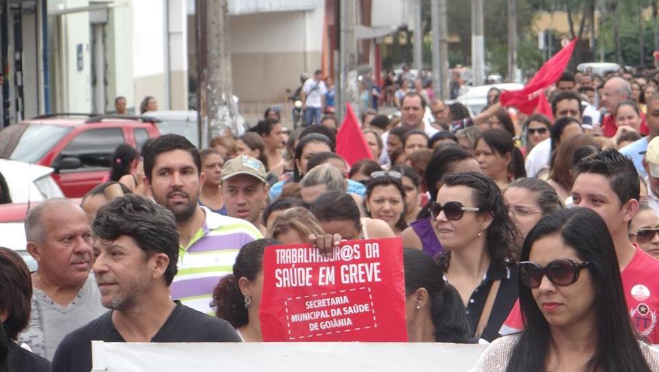 Secretaria Municipal de Saúde pede ilegalidade da greve