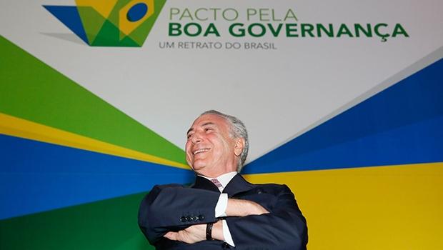 Apesar de seus compromissos com o oportunista PMDB, Michel Temer representa a chance para o governo de Dilma  | Anderson Riedel/ Vice PR
