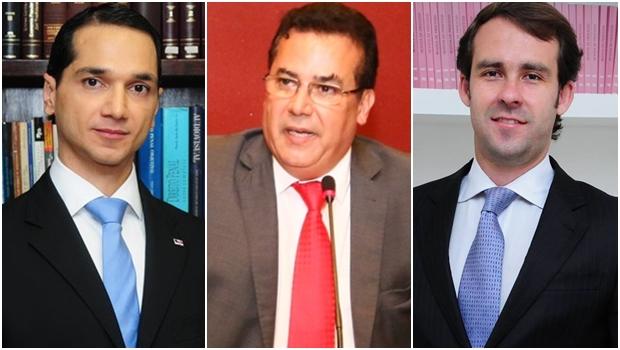 Os candidatos mais sólidos a presidente da OAB são Enil Henrique, Lúcio Flávio e Pedro Paulo Medeiros