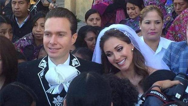 Ex-RBD se casa de surpresa com governador mexicano e gera revolta em fãs