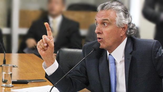 Caiado questiona o futuro do PT | Foto: Marcos Oliveira / Agência Senado